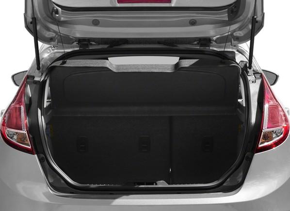 Ford Fiesta (sedan): specifications, photos, owner reviews