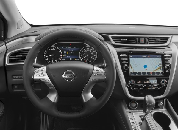 2017 Nissan Murano Reviews And Ratings From Consumer Reports