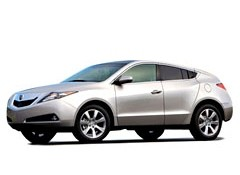 2013 Acura ZDX Pricing