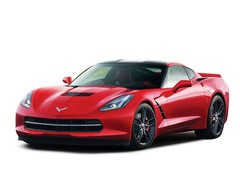 Corvette hatchback Stingray V8 MT
