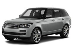 2014 Land Rover Range Rover Pricing
