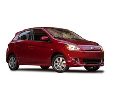 2014 Mitsubishi Mirage Pricing