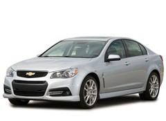 2014 Chevrolet SS Pricing