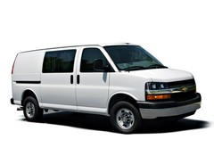 2014 Chevrolet Express Pricing