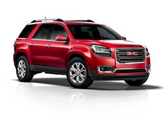 2014 GMC Acadia Pricing