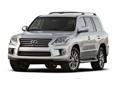 2014 Lexus LX Pricing