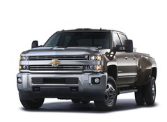 2015 Chevrolet Silverado 3500HD Pricing