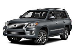 2015 Lexus LX Pricing