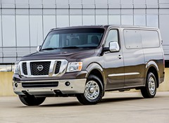 2015 Nissan NV Pricing