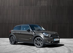 2015 Mini Paceman Pricing