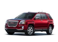 2016 GMC Terrain Pricing