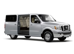 2016 Nissan NV Pricing