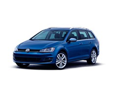 Golf SportWagen SE 4-cyl