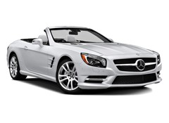 2016 Mercedes-Benz SL Pricing