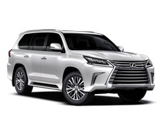 2016 Lexus LX Pricing