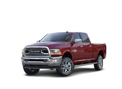2016 Ram 2500 Pricing