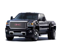 2016 GMC Sierra 3500HD Pricing