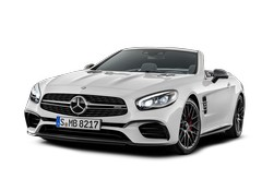 2017 Mercedes-Benz SL Pricing