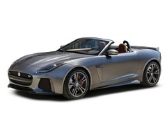 2017 Jaguar F-Type Pricing