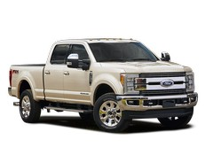 2017 Ford F-350 Pricing