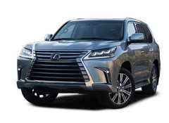 2017 Lexus LX Pricing