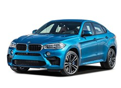 2017 BMW X6 Pricing
