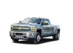 2017 Chevrolet Silverado 3500HD Pricing