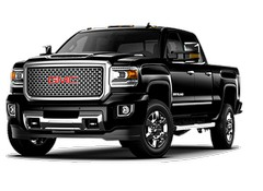 2017 GMC Sierra 3500HD Pricing