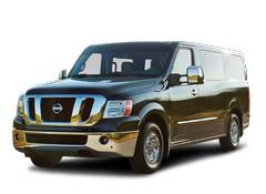 2017 Nissan NV Pricing