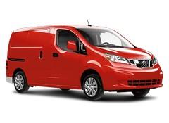 2017 Nissan NV200 Pricing