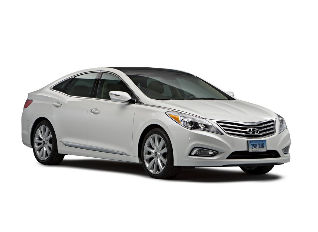 2012 Hyundai Azera Review Ratings Specs Prices And