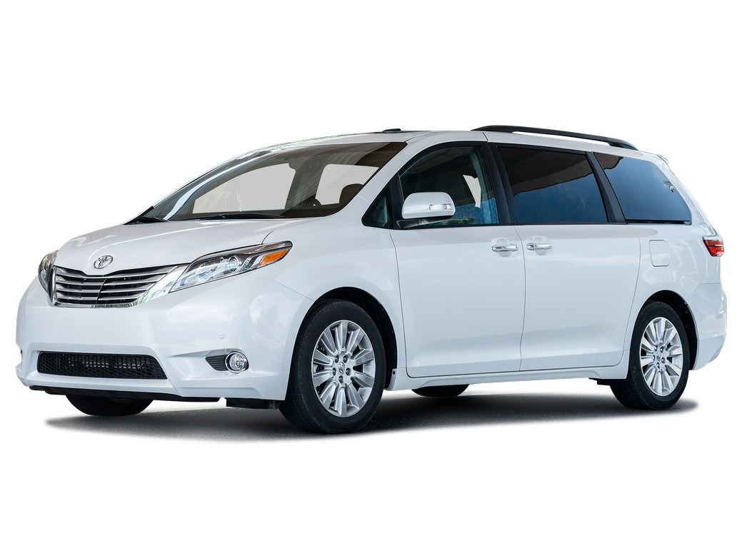 2016 Toyota Sienna Reviews And Ratings From Consumer Reports