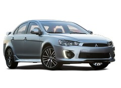 2017 Mitsubishi Lancer Pricing