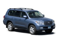 Toyota Land Cruiser Reviews