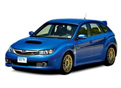 2014 Subaru Impreza WRX/STi Pricing