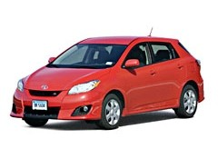Toyota Matrix Reviews
