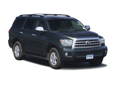 2017 Toyota Sequoia Pricing