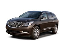 2017 Buick Enclave Pricing
