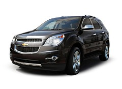2015 Chevrolet Equinox Pricing