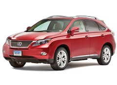 2015 Lexus RX Pricing