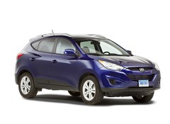 Hyundai Tucson Reviews