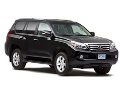 Lexus GX470 Reviews