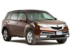 Acura  Cars on Used Car Ratings Acura