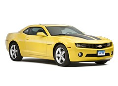 Chevrolet Camaro Reviews