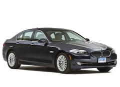 2014 BMW 5 Series Pricing