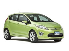 2014 Ford Fiesta Pricing
