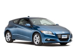 2016 Honda CR-Z Pricing