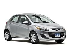 2014 Mazda2 Pricing