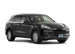 2017 Porsche Cayenne Pricing