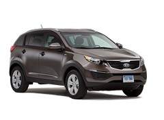 2014 Kia Sportage Pricing